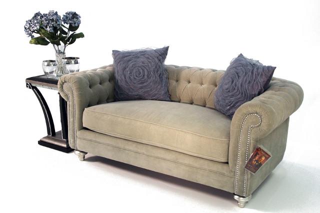 Showroom Samples modern-love-seats