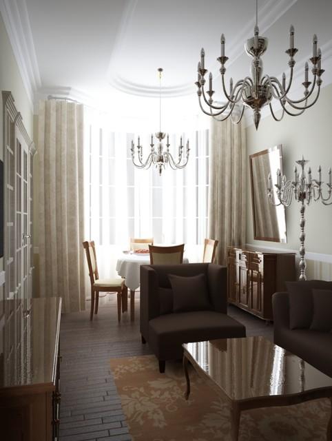 Terra Nova contemporary-living-room