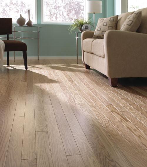 LM Flooring Kendall Red Oak natural - Traditional - Hardwood Flooring ...