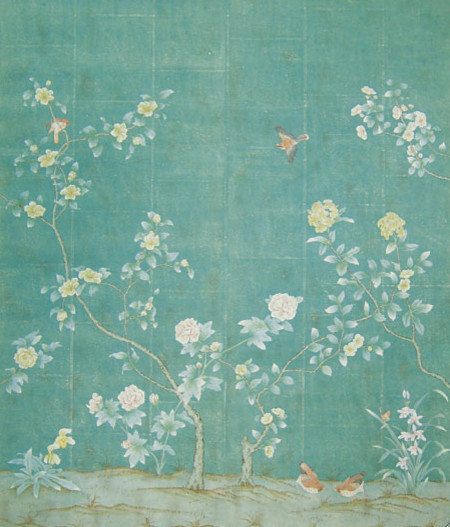 Fairington wallpaper asian wallpaper by paul for Asian mural wallpaper