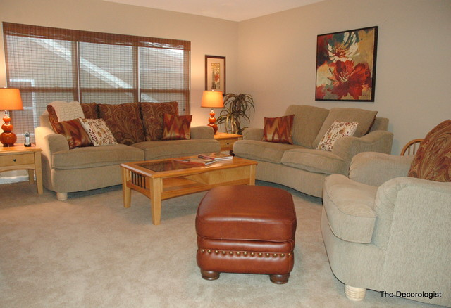 Living Areas by The Decorologist