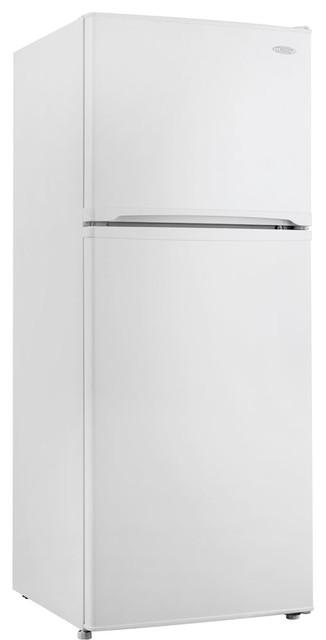 10.0 CuFt. Top Mount Freezer, Frost Free,Crisper modern-refrigerators