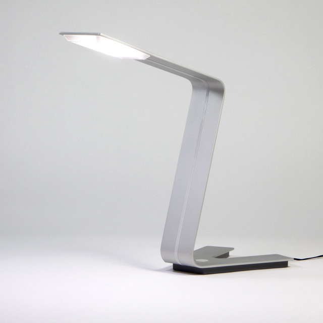 Shine labs y led desk lamp modern table lamps by for Modern led table lamps