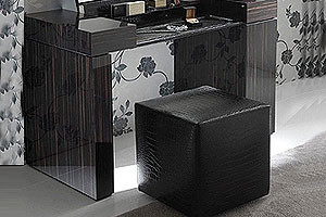 Nightfly Pouf By Rossetto modern-nightstands-and-bedside-tables