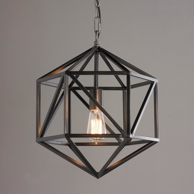 Prism Cage Pendant Light Pendant Lighting By Shades Of