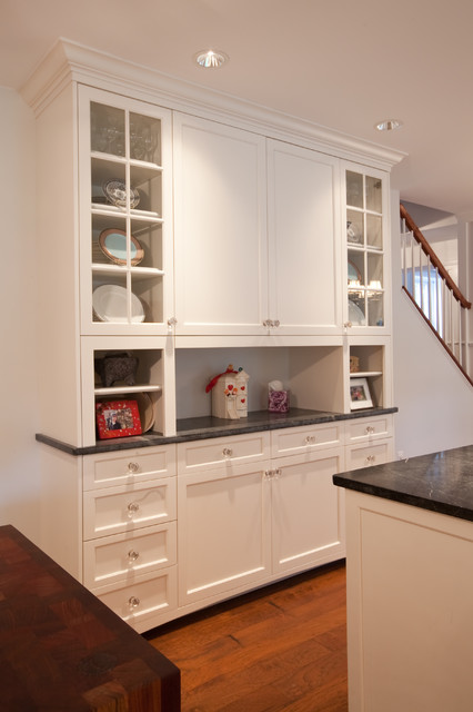 Croft Residence traditional-kitchen