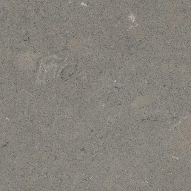 Natural Quartz Slabs : Fossil gray q premium natural quartz kitchen