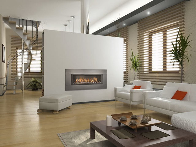 Town & Country Fireplaces traditional-indoor-fireplaces
