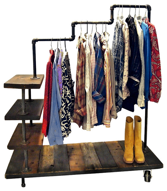 The gallery for --> Clothes Rack With Clothes