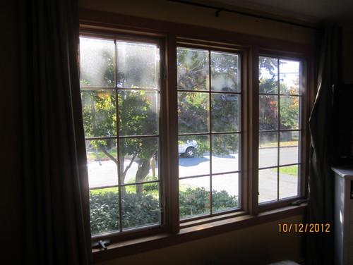 Wood Mullions For Windows : Mullions or no