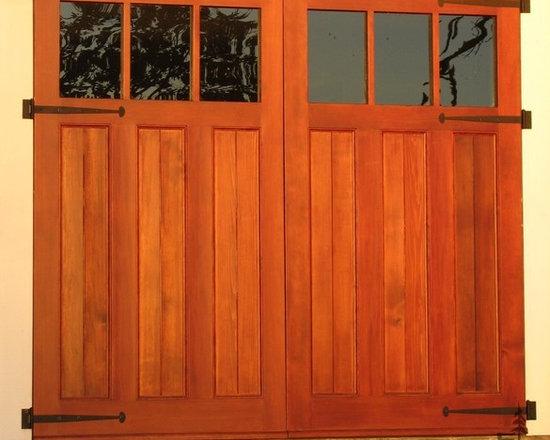 Evergreen's Olympic 3 lite carriage door -