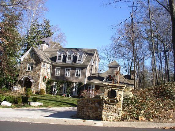 A Design Group Atlanta, LLC eclectic-exterior