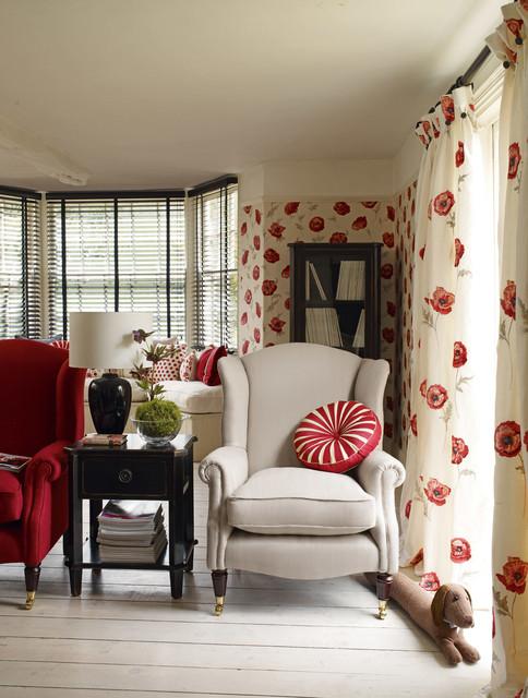 Laura Ashley traditional-living-room