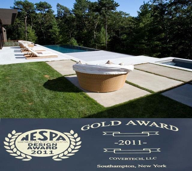Covertech- Award Winning automatic rigid pool covers  pool