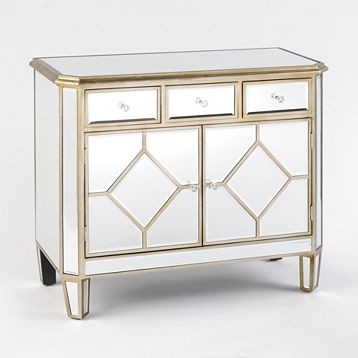 Mirrored Cabinet - Traditional - by Kirkland's