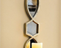 Elise Candle Sconce contemporary-wall-sconces