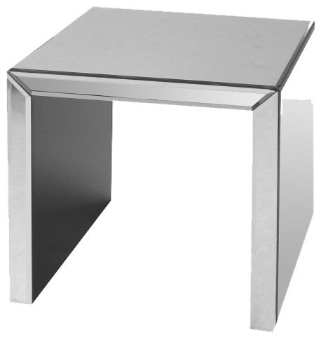 Mirror Table Modern Side Tables And End Tables By Target