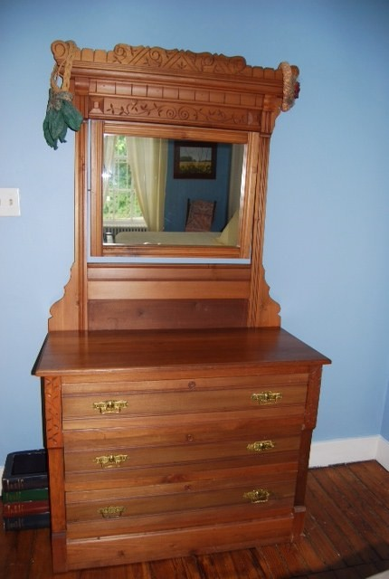 how to modernize my antique eastlake bedroom