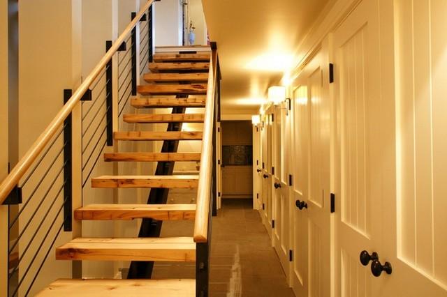 Madaket Modern staircase