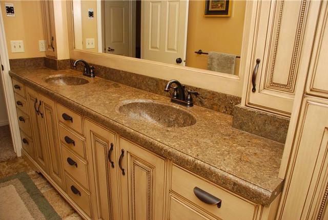 Bathroom contemporary-bathroom-sinks