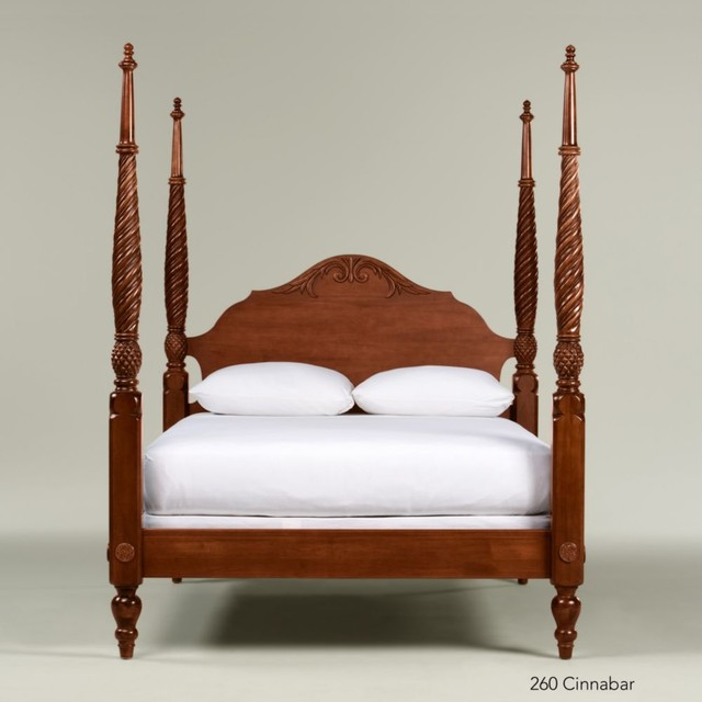 British classics montego bed - traditional - beds - other metro