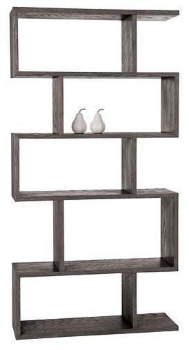 Arteriors Home Carmine Bookshelf/Grey Limed Oak - Arteriors Home 5198 modern-bookcases