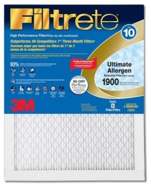 Electrostatic Air Filters: Filtrete 12 in. x 24 in. x 1 in. Ultimate Allergen Bl contemporary-wine-and-bar-tools