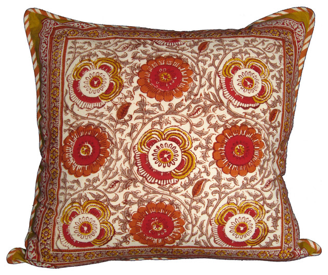 Eclectic Mix Of Pillows : pillow - Eclectic - Pillows - new york - by rasany