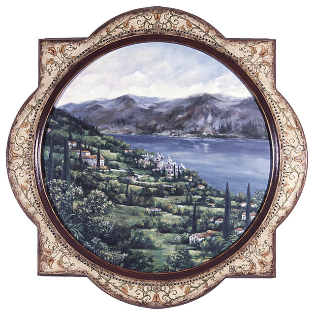 Lake Como - One Coast Design artwork