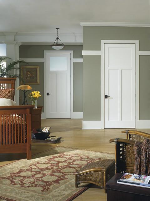 The craftsman interior door - Modern interior doors los angeles ...