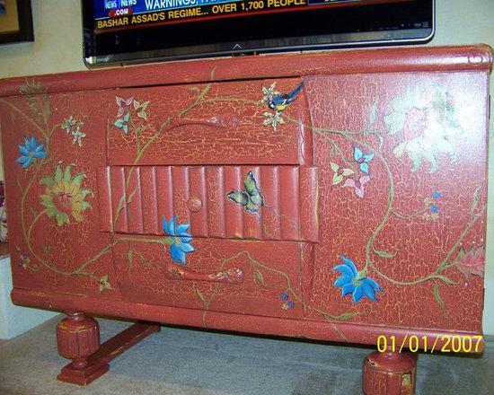 Decorative Paint Finishes -