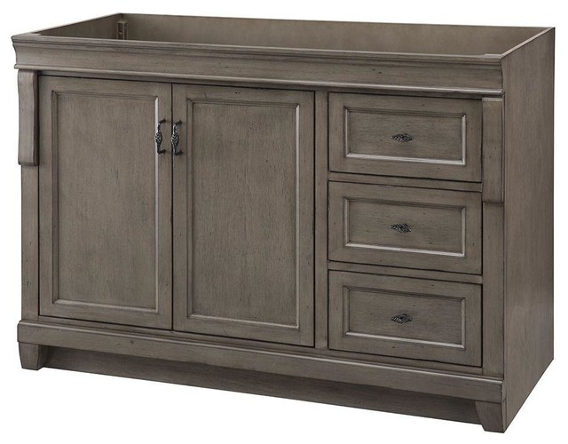 Home Depot Medicine Cabinets: Home Decorators Collection Cabinets Naples 48 In. W Vanity