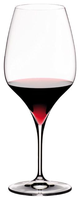 Riedel Vitis Syrah/Shiraz set of 2 Wine Glassses traditional-wine-glasses