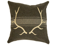 Antler Cusion contemporary pillows