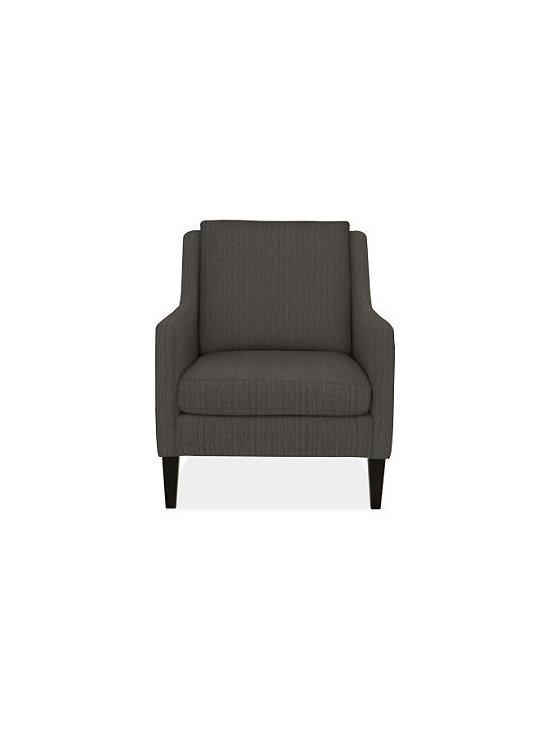 Abbott Chair & Ottoman - Room & Board -
