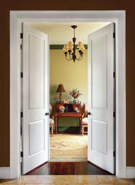 The cambridge interior french doors with charming elegance for Interior double french doors
