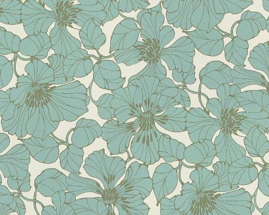 Passion Floral Wallpaper -