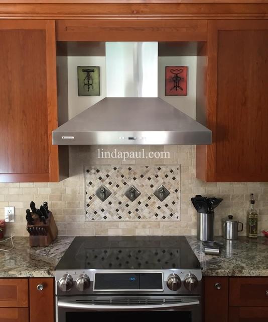 Pineapple Kitchen Backsplash Tile Ideas And Designs