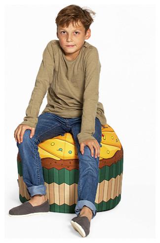 Cupcake Mango footstools-and-ottomans
