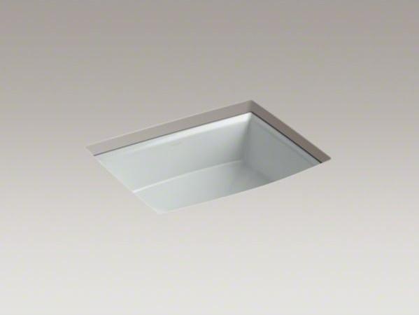 Kohler Archer Undermount Bathroom Sink : KOHLER Archer(R) under-mount bathroom sink contemporary-bathroom-sinks