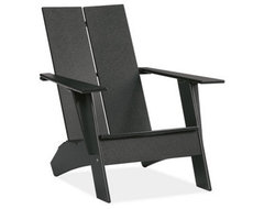 Emmet Lounge Chair | Room and Board contemporary-day-beds-and-chaises