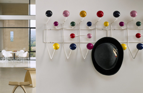 Eames Hang-It-All modern hooks and hangers