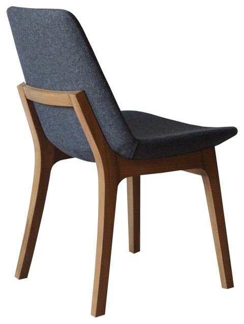Eiffel Wood Chair by sohoConcept modern-dining-chairs