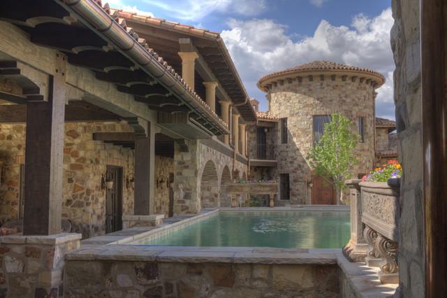 House 2 mediterranean-exterior