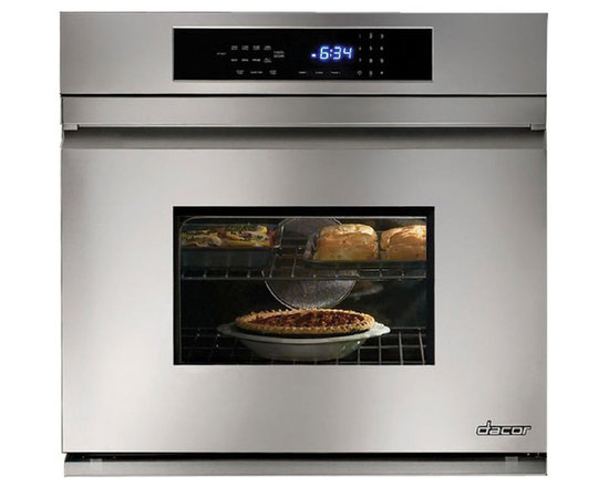 """Dacor Distinctive 30"""" Single Electric Wall Oven, Stainless Steel 