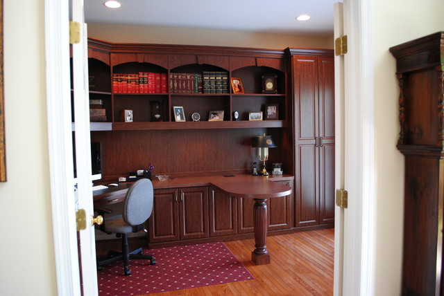 M.D. Home Office traditional home office