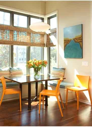 Jean Allsopp Photography modern-dining-room