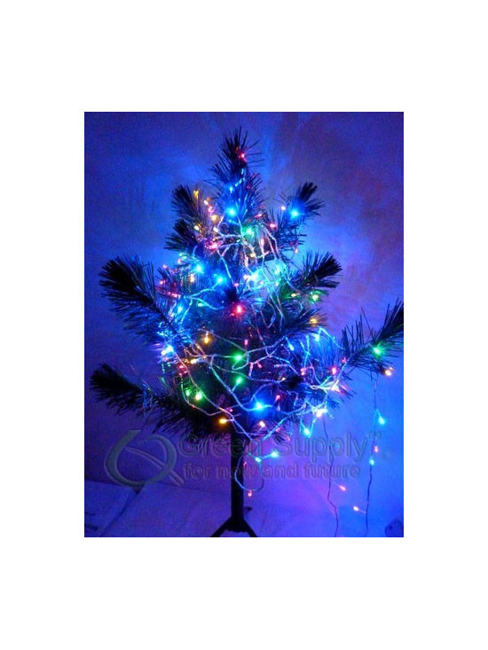LED Christmas Lights - On sale! LED String Lights - Multiple Colors (10 Meters or 32.8 Feet Long) for only $16.95