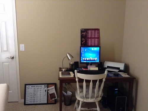 Help Decorate My Home Office Guest Room