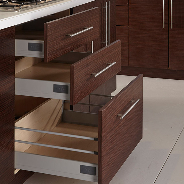Roberto Fiore Modern Elegance Kitchen Cabinets - Contemporary - Kitchen Cabinetry - detroit - by ...